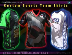 Gamer team shirt All 100% original work, design and printed by tshirtprinting.co.za T Shirt Printing Company, Custom T Shirt Printing, Custom Shirts, Sport Shirt Design, Sport T Shirt, Gamer Shirt, Sports Clubs, Team Shirts, Running Shirts