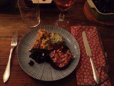 Monday dinner with Lovisa # Urban Castle