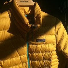 Have you dialed in your layering yet? The Patagonia Down Jacket is great for super cold and not-so-cold weather.