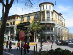 Santana Row in San Jose, California Santa Clara, San Jose, Nevada, Places Ive Been, The Row, San Diego, Cities, The Neighbourhood, Street View