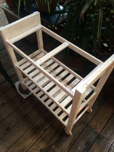 ikea forhoja hack outdoor patio cart diy creations. Black Bedroom Furniture Sets. Home Design Ideas