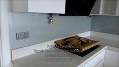 3D Cam panel Mutfak Tezgah Arası - Montaj / Bayiilik 0535 234 58 74