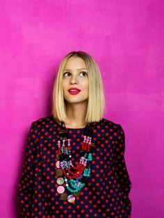 Marimekko SS 2014 http://sulia.com/channel/fashion/f/132246fb-838e-4644-8abd-614cfcde8aa3/?pinner=124969623&