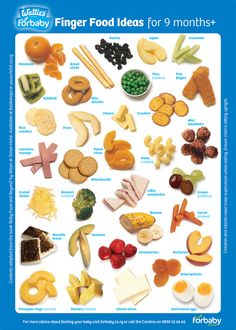 Finger Foods For  Month Old Baby Nz