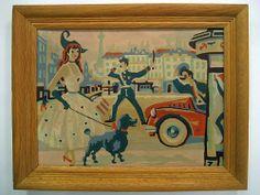 """""""Romance of Paris"""", so quintessentially 1955!"""