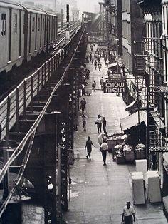 1960's New York City Brooklyn
