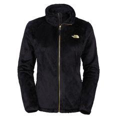 North Face Osito 2 Women's Full Zipper Fleece Jacket
