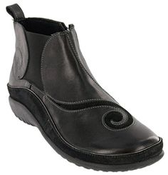 52cd080a629a Chi Ankle Boots - Black Madras