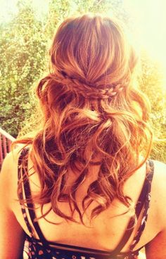 Fall Hairstyle Trend: The BRAID! Part: 1 - Teenage Wonderland