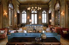 Istambul ganha hotel em prédio histórico (Foto: Divulgação)