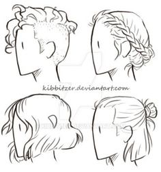 These are my studies! To learn I often copy from real life or photos! I share them with you so you can copy them to learn or improve, but don't trace them! Make an effort and don't be lazy!And if y...