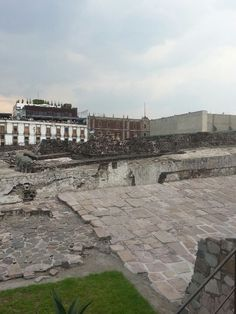 Newly discovered Myan Ruins in Mexico City