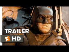 Batman v Superman: Dawn of Justice Official Trailer #2 (2016) - Ben Affleck, Henry Cavill Movie HD - YouTube