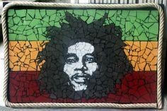 bob marley mosaic - Google Search