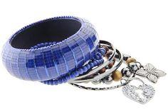 Bangle Stack pack with Locket Bangles, Bracelets, Gemstone Rings, Gemstones, Stylish, Jewellery, Color, Fashion, Moda