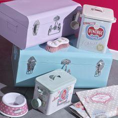 Boite � lessive Vintage