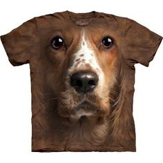 Cocker Spaniel shirt!!! Need one of these with Winston's face.