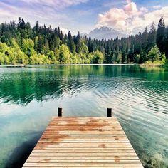 Swiss Beauty. Crestasee near Flims. #graubuenden