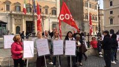 """Sveglia all'alba per 2 ore di lavoro """"Noi le cenerentole della Camera"""" #lavoratori #salari #tasse #roma #stipendo #INPS"""