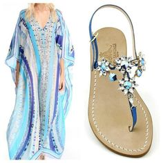 Da sposa,  eleganti, informali...... Sandali personalizzabili e su misura. Dea Sandals Capri Style.  www.deasandals.com