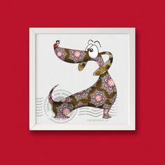 Láminas de edición limitada, desde 10€ / Limited edition prints from 10€. #laminas #edicionlimitada #infantil #bebes #ilustracion #decoracion #limitededition #prints #kidsroom #baby #deco #childish