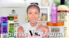 MOISTURE VS. PROTEIN | The Benefits & Differences, Reading Product Ingredients MORE | Relaxed Hair - Hairlicious Inc. Aussie Conditioner, Deep Conditioner, Healthy Relaxed Hair, Healthy Hair, Natural Hair Care, Natural Hair Styles, Relaxed Hair Journey, Hair Lotion, Hair Care Tips