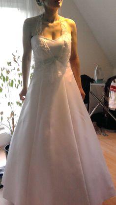 ♥ Brautkleid inkl.Reifrock und Schleier ♥  Ansehen: http://www.brautboerse.de/brautkleid-verkaufen/brautkleid-inkl-reifrock-und-schleier/   #Brautkleider #Hochzeit #Wedding