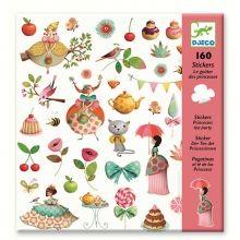 Sticker Princess Tea Party von Djeco