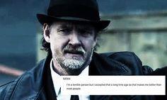 Harvey in one sentence