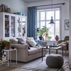 Von IKEA · Für Die Schönsten Gemeinsamen Momente! Ein Im Skandinavischen  Stil Gehaltenes Wohnzimmer. Mit Dem Neuen
