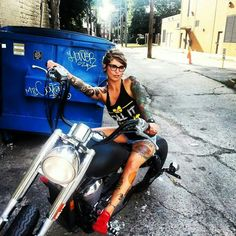 1000 images about biker on pinterest biker girl for Biker chick tattoos