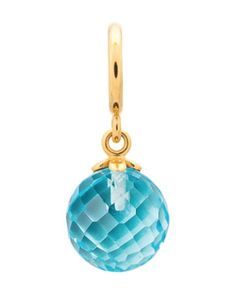 Love this topaz Endless Jewelry charm!
