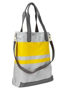Horizon-stripe tote - love gap, but do i need another bag?
