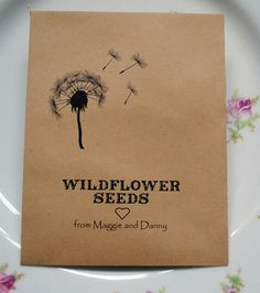 Wildflower Favours is offering a on all their products including seed packet favours and plantable papers Homemade Wedding Favors, Candy Wedding Favors, Beach Wedding Favors, Wedding Favors Cheap, Wedding Ideas, Summer Wedding, Wedding Inspiration, Wedding Souvenir, Nautical Wedding
