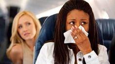 flight, smelly passengers, bad BO