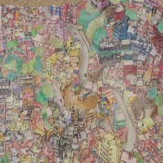 Rocinta Favela From Fantastic Cities Great Fun