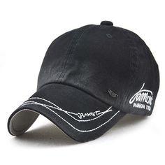 249044ada0b8f Men s Hat Simple Cotton Baseball Caps For Women Casual Snapback Male Bone  Couple Tongue Cap Adjustable