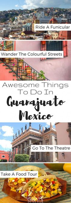 What To Do In Guanajuato Mexico | Best Mexican Cities | Mexico Backpacking Itinerary | #mexicotravel #visitmexico #bestintravel #mexico #bestofmexico #mexicocities #guanajuato #centralamerica #latinamerica #nextvacation #MexicoUNESCO #beautifulplaces