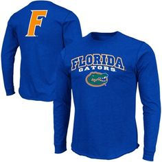 Buy Florida Gators Mogul Long Sleeve T-Shirt - Royal Blue from the Official Store of the University of Florida Gators. Gators fans buy Florida Gators Mogul Long Sleeve T-Shirt - Royal Blue. T Shirt Long, Long Sleeve Shirts, Florida Gators Gear, University Of Florida, School Spirit, Hoodies, Sweatshirts, Royal Blue, Tees