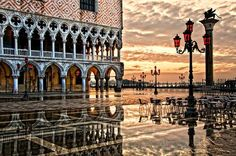 Piazza San Marco-Italy - Beautiful Pics