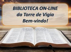 Você tem uma pergunta? BIBLIOTECA ONLINE --- Bem-vindo! Esta é uma ferramenta de pesquisa com publicações das Testemunhas de Jeová em vários idiomas. (Do you have a question? LIBRARY ONLINE --- Welcome! This is a research tool with publications of Jehovah's Witnesses in multiple languages​​.)