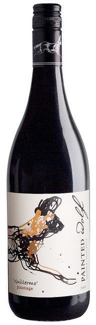 Painted Wolf 'Guillermo' Pinotage 09