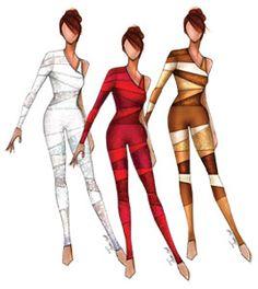 Female Catalog | Creative Custuming & Designs
