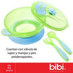 En bibi México sabemos lo importante que son los detalles cuando nuestro bebé está comenzando a consumir alimentos, por ello nuestros productos están diseñados para facilitar este proceso. #AprendiendoAComer