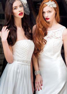 Charlotte Balbier - The Goddess of Bridal  Gorgeous HAIR