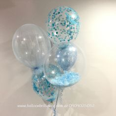 Confetti, Tulle and Tassels - Balloon Brilliance Tulle Balloons, Confetti Balloons, Christening Balloons, Tassels, Bubbles, Birthday Parties, Cbr, Feathers, Celebrations