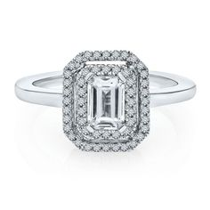 I found it!! This is and will be my ring!! :) 1 ct. tw. Diamond Solitaire Engagement Ring in 14K Gold