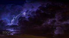 Number eight - Number eight appeared in the sky during  a massive thunder storm in Helsinki, Finland.