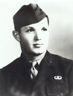 Medal of Honor recipient, USMC Cpl. Tony Stein WWII, deliberately stood upright from cover to draw enemy fire to him and away from pinned down marines, and to ascertain enemy locations, then charged them and killed 20 enemy soldiers before he ran out of ammunition. His weapon fired 100 rounds in 5 seconds.