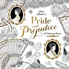 Pride and Prejudice, illustrated by Chellie Carroll